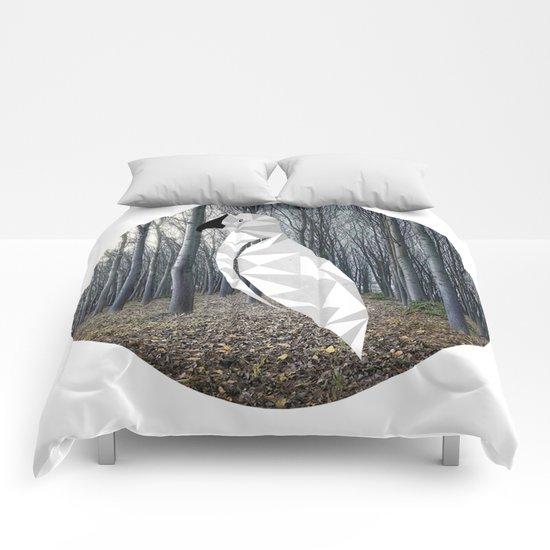 Bird II Comforters