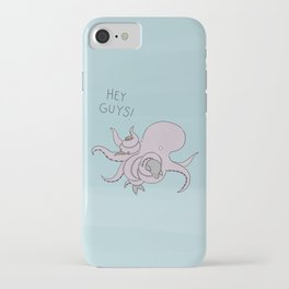 Hugger iPhone Case
