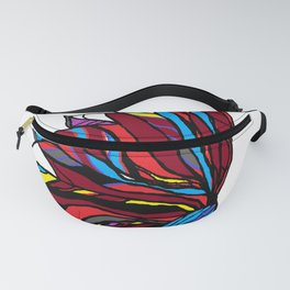 Native American Head-dress Fanny Pack