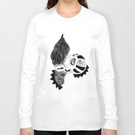 Misspaul BE CIVIL Long Sleeve T-shirt