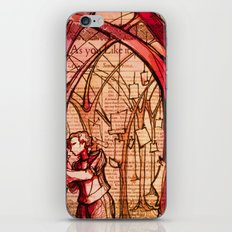 As You Like It - Shakespeare Romance Folio Illustration iPhone & iPod Skin