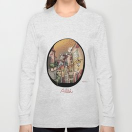 Streets in Albi Long Sleeve T-shirt