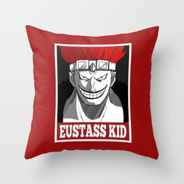 Eustass Kid OB Throw Pillow
