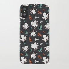 Octonautical iPhone X Slim Case