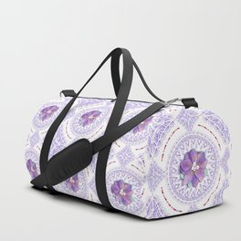 Victorian Flowers Duffle Bag