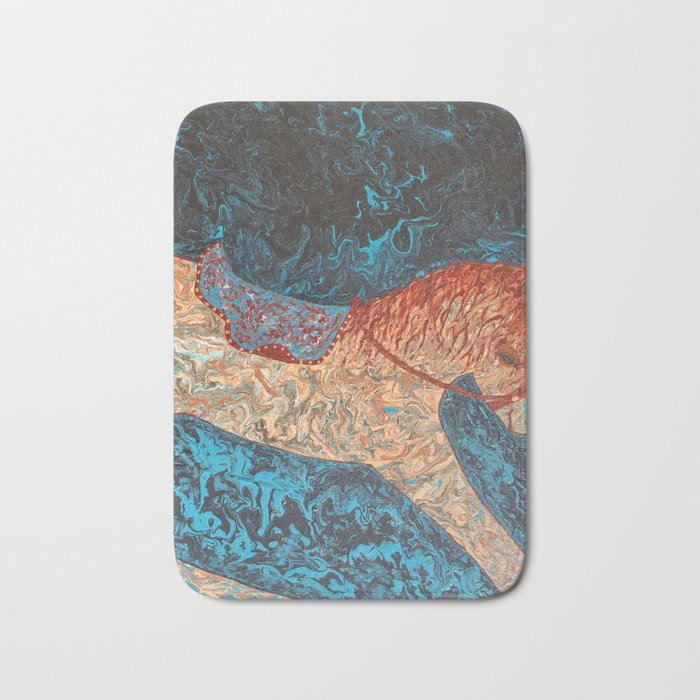 Rockabye Bath Mat
