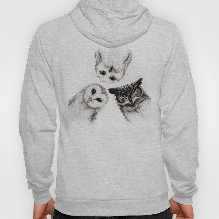 The Owl's 3 Hoodie