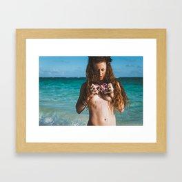 Camito (iii) Framed Art Print