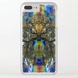 The Universe Within Clear iPhone Case