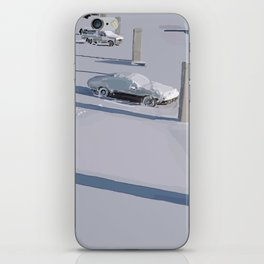 Lonely Shadows iPhone Skin