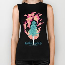 Gift of Mother Nature Biker Tank