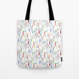 SCOOPS AND SPOONS Tote Bag
