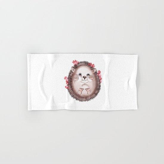 Smile Hand & Bath Towel