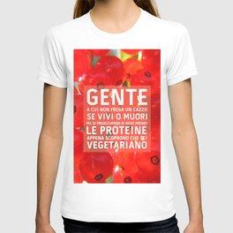 Domande esistenziali T-shirt
