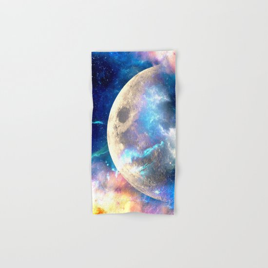 The Other Side of the Moon Hand & Bath Towel