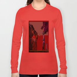 High Vibration…Ghana Long Sleeve T-shirt