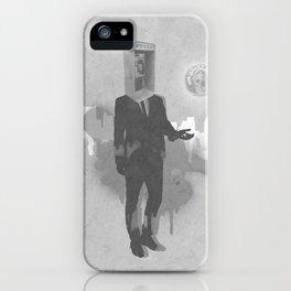 Phone Head iPhone Case