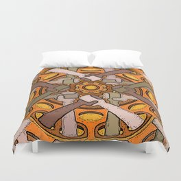 I Wanna Hold Your Hands Duvet Cover