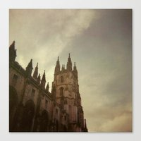 england Canvas Prints featuring England by Emily Albertson