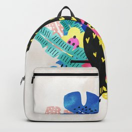 Toucan on a twig Backpack
