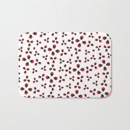 Pattern #4: Ladybug Bath Mat