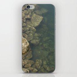 White Rock- Depths iPhone Skin