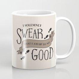 Up to No Good Coffee Mug