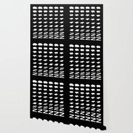 Shleep Tight / Sheep shapes morphing into Zs Wallpaper
