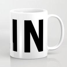 Berlin Bear Logo Design (German Bear) Mug