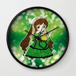 Chibi Suiseiseki Wall Clock