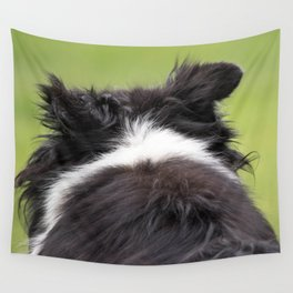 Rudy ~ Border Collie Wall Tapestry
