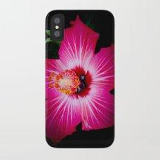 Bursting With Life iPhone X Slim Case