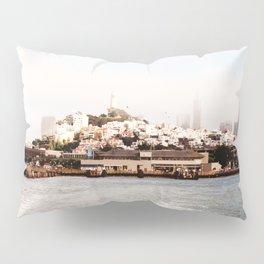 Soaring over San Francisco Pillow Sham