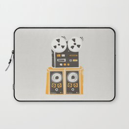 Reel to Reel Player Laptop Sleeve