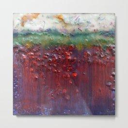 Colors of the Season (christmas abstract) Metal Print