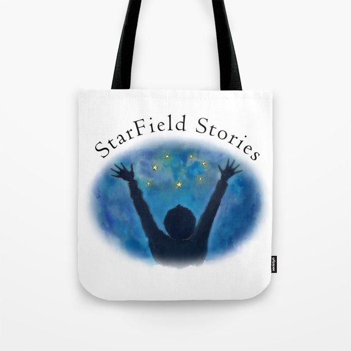 StarField Stories Tote Bag