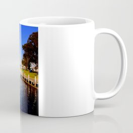 Thompson River - Paynesville - Australia Coffee Mug