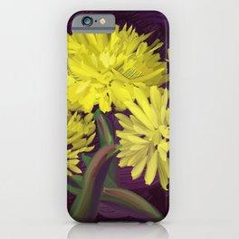 Dandelion Fever DPAR170414d iPhone Case