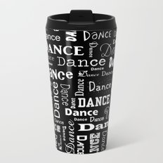 Just Dance! Metal Travel Mug