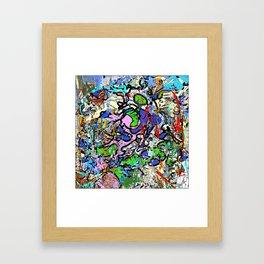 Lucullus Framed Art Print