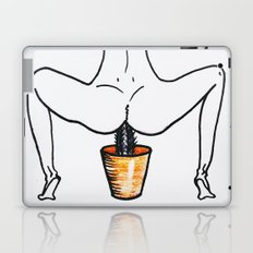Squat Laptop & iPad Skin