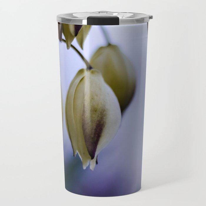 bellflower Travel Mug