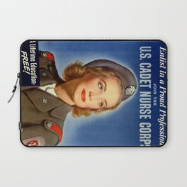 U.S Nurse corps Laptop Sleeve