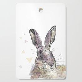 Hare Cutting Board