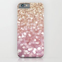 Holiday Bubbly iPhone Case