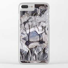 Ventana Catódica Clear iPhone Case