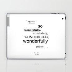 Wonderfully... Laptop & iPad Skin