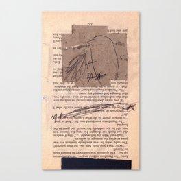 BOOKMARKS SERIES pg 322 Canvas Print