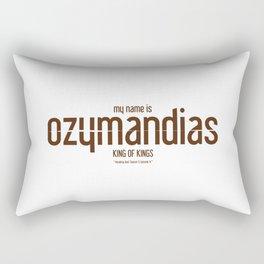 Ozymandias · Breaking Bad Rectangular Pillow