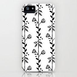 Leves and Bells iPhone Case